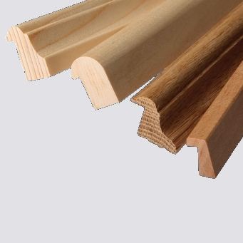 Rebated mouldings